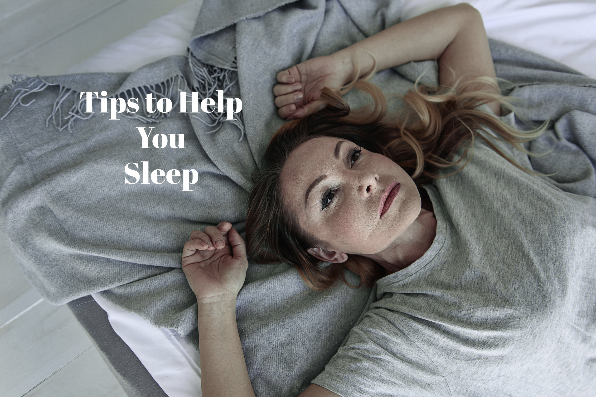 tips to help you sleep
