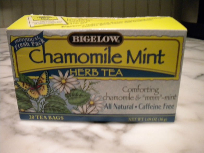 chamomile tea sleep