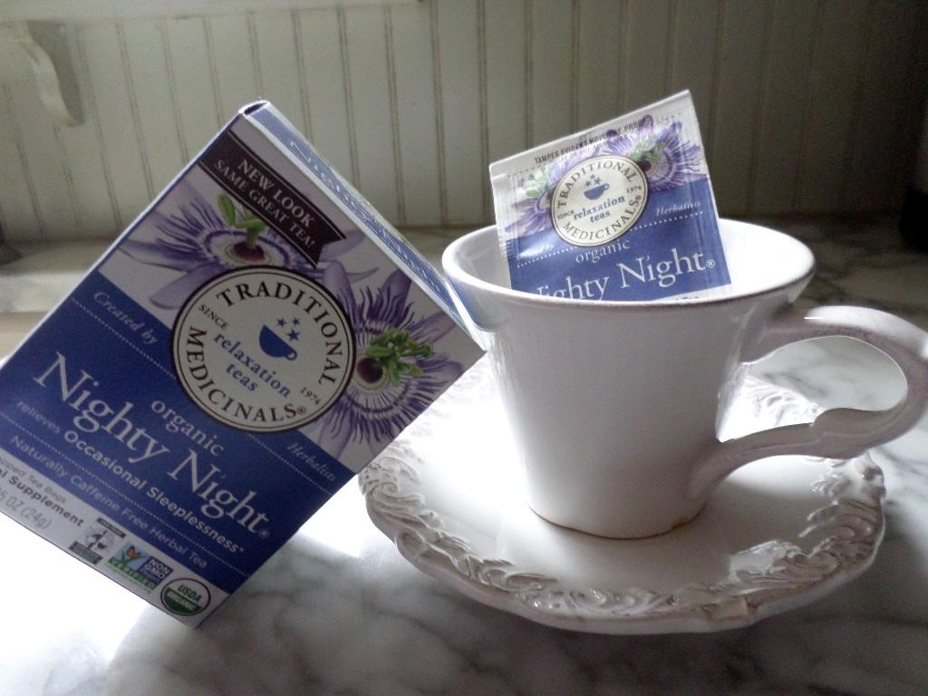 sleep aid tea