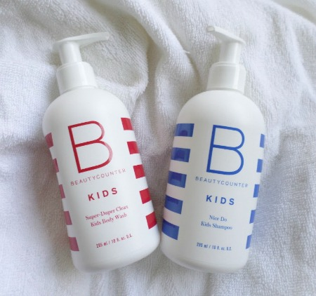 kids bath products
