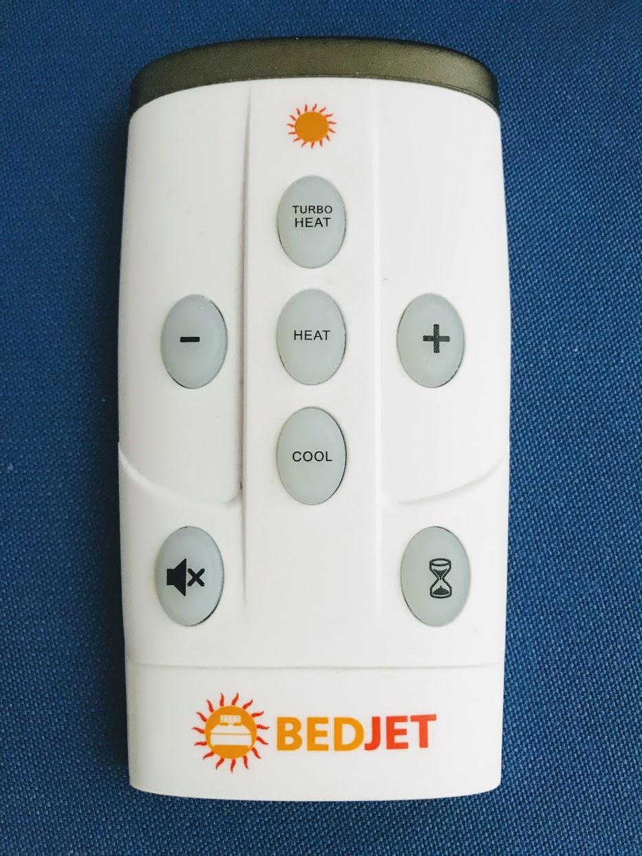 bed fan remote