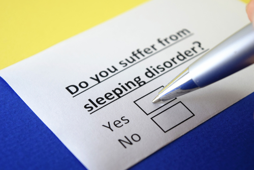 list of sleep disorders