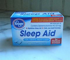sleep aid medicine