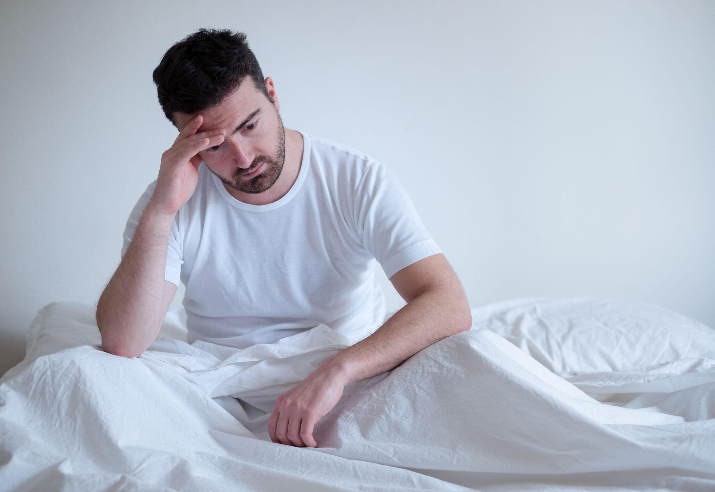 causes of sleep deprivation