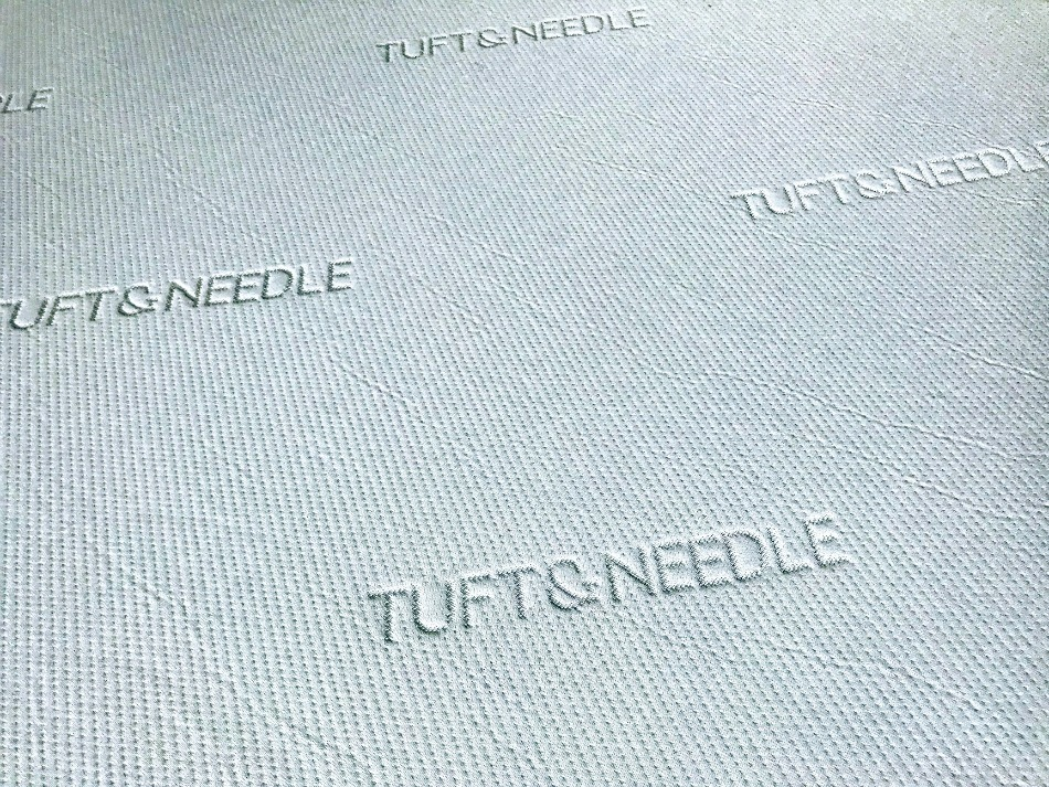 mattress in a box by Tuft and Needle