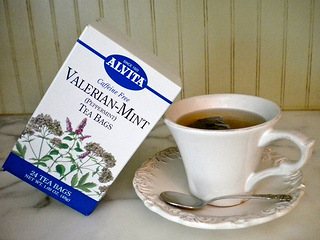 valerian root tea